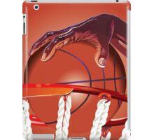 Basketball Slam Dunk Point Print / iPad Case / iPhone 5 Case / T-Shirt / Samsung Galaxy Cases  / Duvet iPad Case/Skin