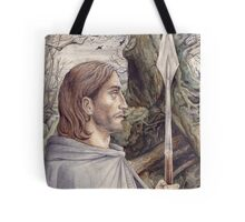 Beren the Solitary Outlaw Tote Bag
