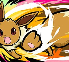 Eevee | Double-Edge by ishmam