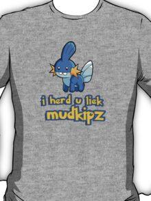 So I heard you like mudkips (I Herd U Liek Mudkipz) T-Shirt