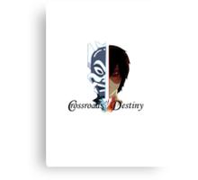 Crossroads of Destiny - Avatar: The Last Airbender Canvas Print