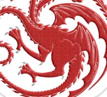 Khaleesi: Proud mother of dragons Sticker