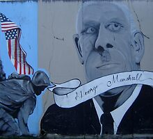 World War II - George Marshall by photroen