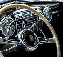 1941 Cadillac (II) by Eric Christopher Jackson