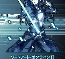 Sword Art Online 2 - Kirito Kazuto by nekyobot