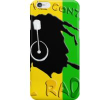 DREAD AT THE CONTROLS iPhone Case/Skin