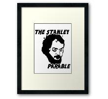 The Stanley K. Parable Framed Print