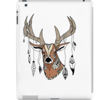 Deer Head iPad Case/Skin