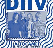 DIIV Poster by georgevdb