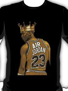 """Michael """"Air"""" Jordan - King T-Shirt"""