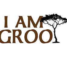 I Am Groot by magiktees