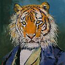 Gentleman Tiger by Michael Creese