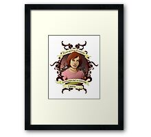 Willow - Buffy the Vampire Slayer Framed Print