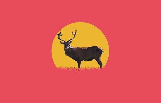 My Deer by hotamr