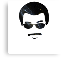 Neil deGrasse Tyson - A Man of the Galaxy Canvas Print