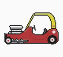 Pixel Cars - Cozy Coupe by TswizzleEG
