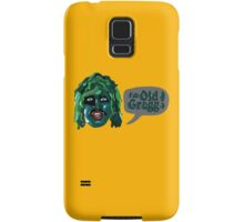 I'm Old Gregg! - The Mighty Boosh Characters Samsung Galaxy Case/Skin