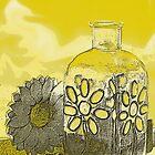 Milk Flowers by Diana-Lee Saville