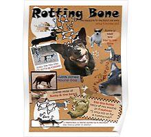Rotting Bone Magazine Cover Poster