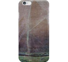 Sailing into Harbour iPhone Case/Skin