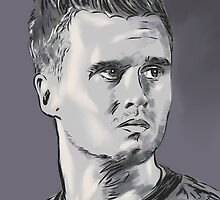 Carl Jenkinson by ArsenalArtz