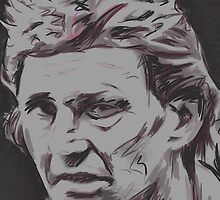Tony Adams by ArsenalArtz