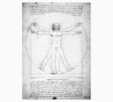 Vitruvian Man, Leonardo Da Vinci Kids Clothes