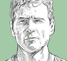 Jens Lehmann by ArsenalArtz