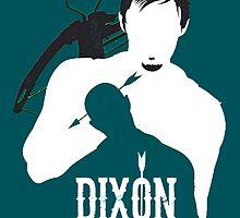Dixon Zombie Killer - TWD by Mellark90