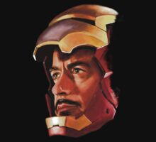 Tony Stark IS Iron Man by danielctuck
