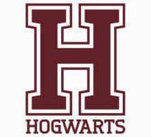 Hogwarts by harriscrew