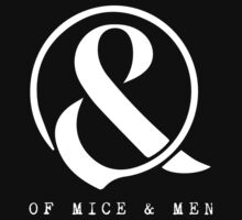 Of Mice & Men Ampersand Logo by DavidCalleja