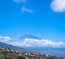 mount Teide  by Atman Victor