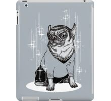 Spug BW iPad Case/Skin