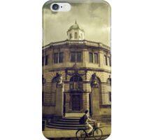 Sheldonian Theatre iPhone Case/Skin
