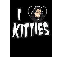I Danzig Kitties Photographic Print