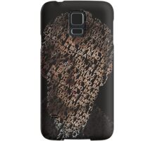 John Watson From Words Samsung Galaxy Case/Skin