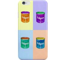 In Loving Memory of Donny Who Loved Bowling set of 4 pop art iPhone Case/Skin