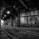 Under the railway by Ursula Rodgers Photography