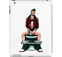 Time to Drop a Save iPad Case/Skin
