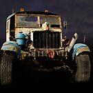 Comma Truck by peteton
