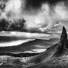 The Old Man of Storr by Robin Whalley