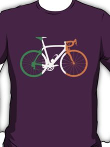 Bike Flag Ireland (Big) T-Shirt