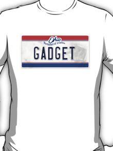 License Plate - GADGET T-Shirt