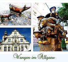 Wangen im Allgaeu by ©The Creative  Minds