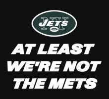 At least (Jets) by bentWitch