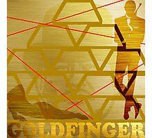 Goldfinger Photographic Print