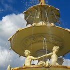 fountain at carlton gardens by christazuber