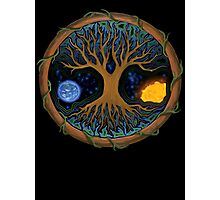 Astral Tree of Life Photographic Print