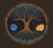 Astral Tree of Life by Leah McNeir